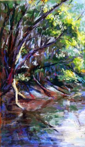 Mangroves by Lorrie B. Turner