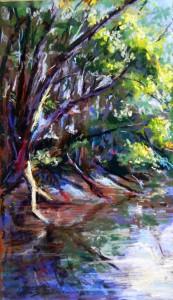 Mangroves by Lorrie B. Turner