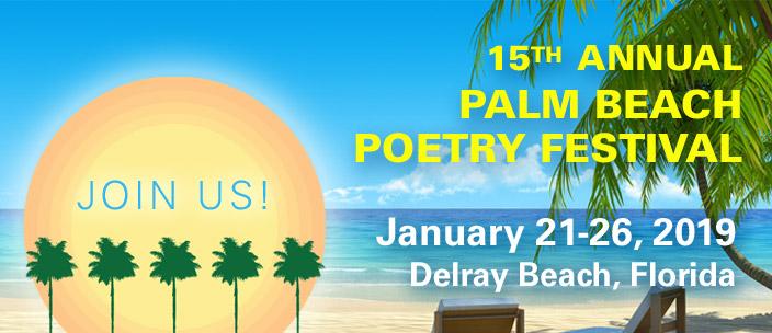 Past Festivals - Palm Beach Poetry Festival